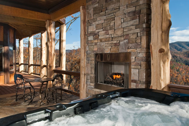Luxury Vacation Home Rental With Exercise Room Long Range
